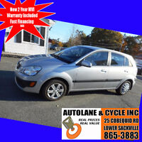 2009 Kia Rio5 Hatchback Heated SEATS Only 114000kms Gas Mizer Bedford Halifax Preview