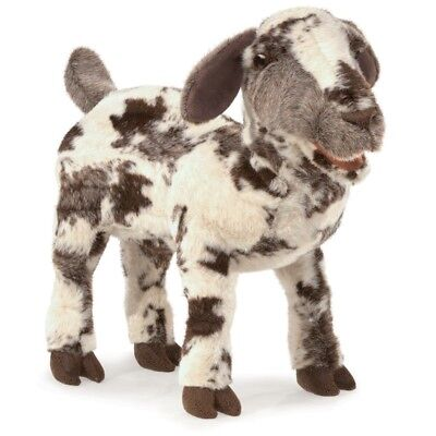 SCREAMING GOAT PUPPET 3112 ~ NEW for 2017!  Free Shipping/USA ~ Folkmanis