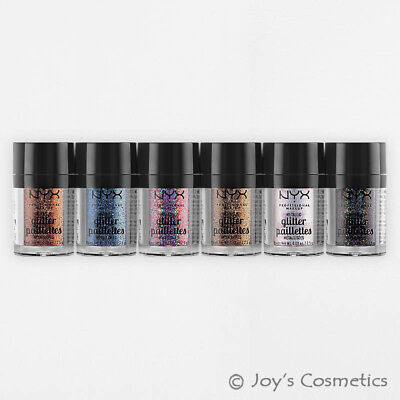 Nyx Glitter - 1 NYX Metallic Glitter Loose Powder - MGLI