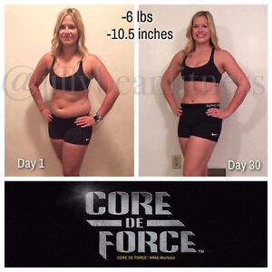 Core De Force is Here! - Why Wait Until 2017? To get healthy! St. John's Newfoundland image 1