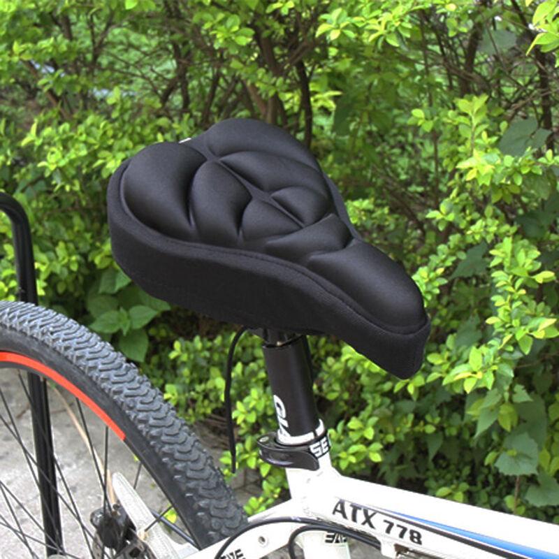 Как на велосипеде сделать мягче седло 216