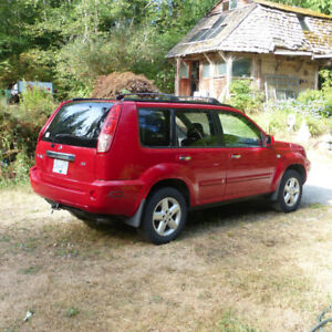 2006 Nissan X-trail SE SUV, Crossover