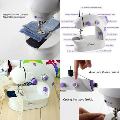 Best KIT Sewing Machine For Beginners Kids Adult Portable Mending Tool GIFT