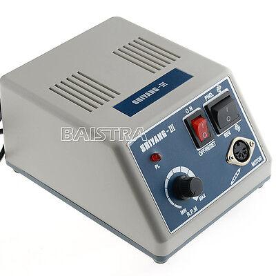 Usa Stock Dental Marathon 35k Rm 110 Micromotor N3 Power Supply