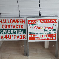 Great Deals on *Lawn Bag Signs*