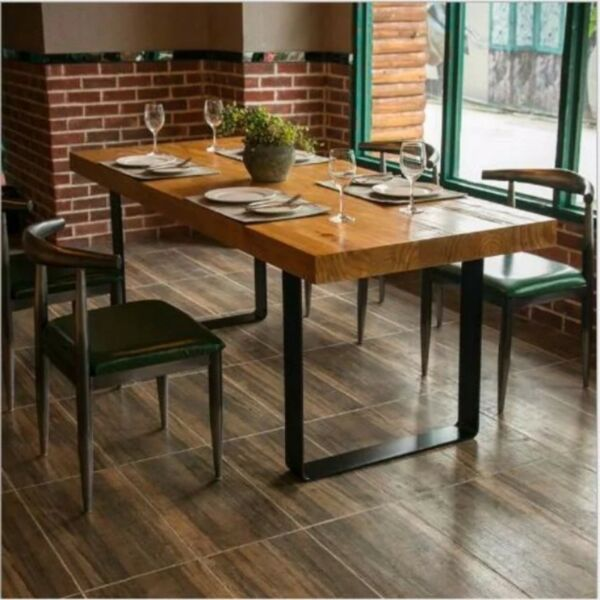 TSDT 00C Solid Wood Dining /Office Table