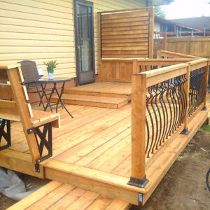 THE FENCE COMPANY  call today to book your project