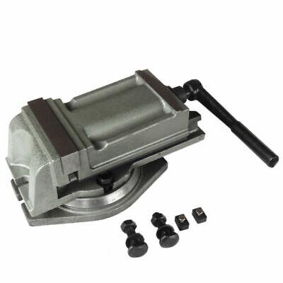 4 100mm Precision Milling Lathe Machine Vise Swivel Base Heavy Duty 10kg