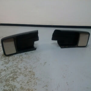 Extended mirrors for F150