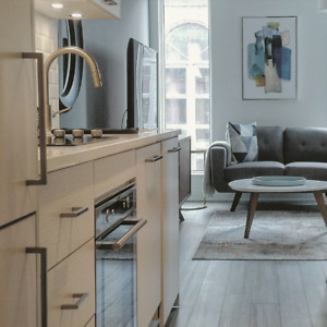 **Fully furnished condo in the heart of Queen West**