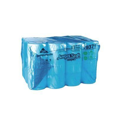 Wht Bath Tissue - Compact High Capacity Coreless Bath Tissue, 2-Ply, Wht, 750 Sht/rl, 36 rls/cs