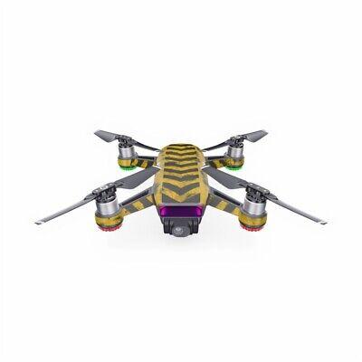 DJI Spark Wrap - EVAC by Drone Squadron - Sticker Skin Decal
