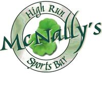 McNally's-Now hiring PART TIME-week-end bar & wait staff