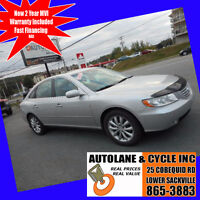 2006 Hyundai Azera LOADED UP 1 Year Bumper to Bumper Warranty Bedford Halifax Preview