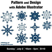 Pattern and Design with Adobe Illustrator