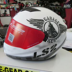 LS2 Stream Motorcycle Helmets Brand New Last Chance Graphics