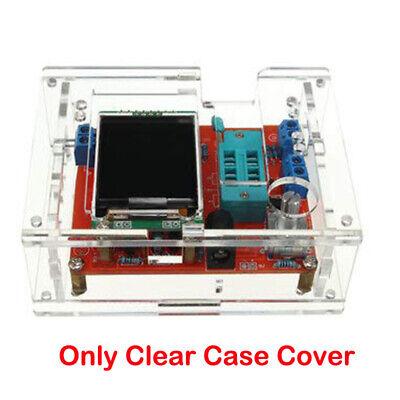 Component Tester Transistor Gm328 Diy Kits Diode Capacitance Esr Meter Tool Kit