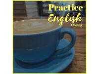 English practice meeting