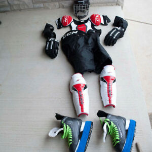 Youth Hockey Equipment (Full Set)