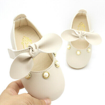 Cute Baby Shoes Infant Girls Single Shoes for Spring Toddler Princess Shoes - Cute Shoes For Girls
