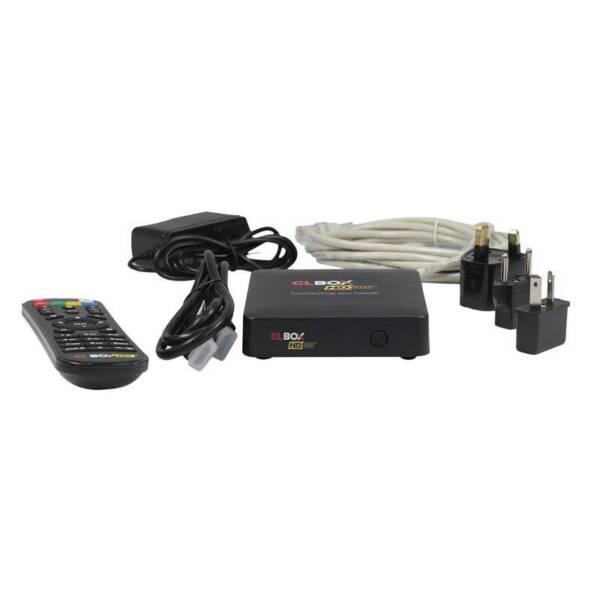 """GL Box HD-500 : IPTV """"UNLIMITED"""" Persian(Iran), Afghan"""