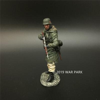 War Park Military Soldier with Gun Model KH047 German WWII Figure 1/30 Gift