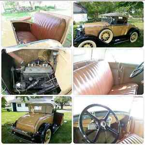 Classic Model A Ford