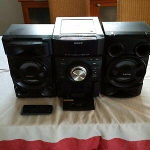 Sony Mini Hi-Fi Component Music System