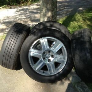 Michelin Radial Tires 225/60R18