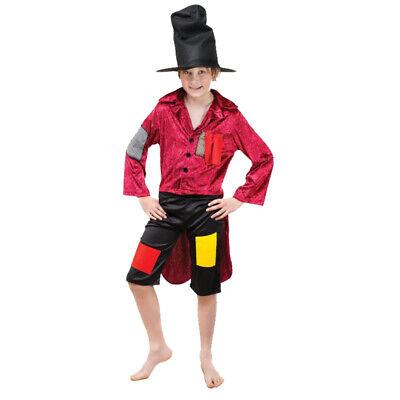 CHILD'S ARTFUL DODGER POOR VICTORIAN BOY PICKPOCKET THIEF FANCY DRESS (Artful Dodger Fancy Dress Kostüm)