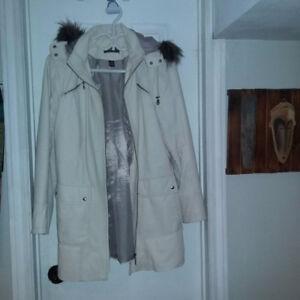 Leather Danier Winter jacket