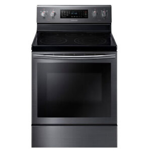 Stainless Steel Samsung Stove  - 400$ - Moving Sale