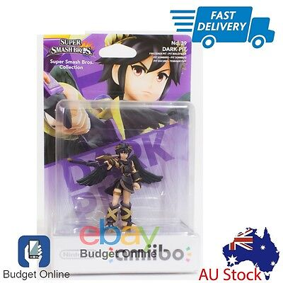 New Nintendo Amiibo Character Dark Pit For Wii U 3DS Super Smash Bro