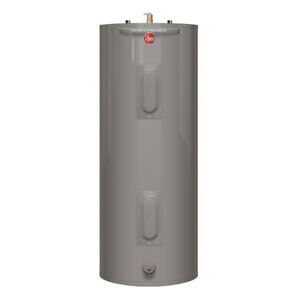 Electric Hot Water Tank Installation