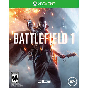 Battlefield 1 Xbox one - brand new West Island Greater Montréal image 1