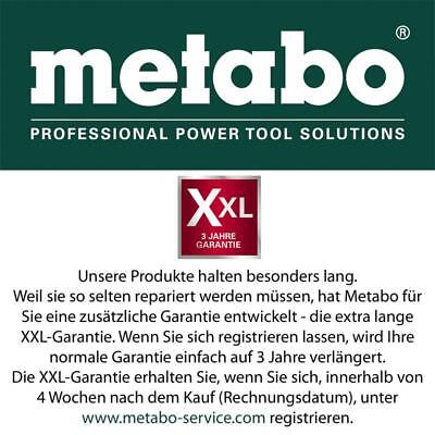 Metabo Kappsäge KGS 254 M mit Zugfunktion 1800 Watt mit Laser Modell 2018 OVP