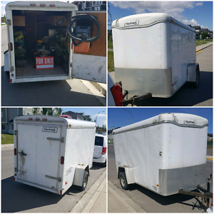 Trailer with tools for sale