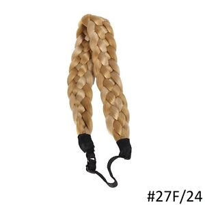 Adjustable natural Braided Hair Headband,Hair extensions Yellowknife Northwest Territories image 9
