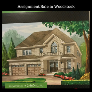 4 Bedroom- Detached House - Assignment Sale - Woodstock