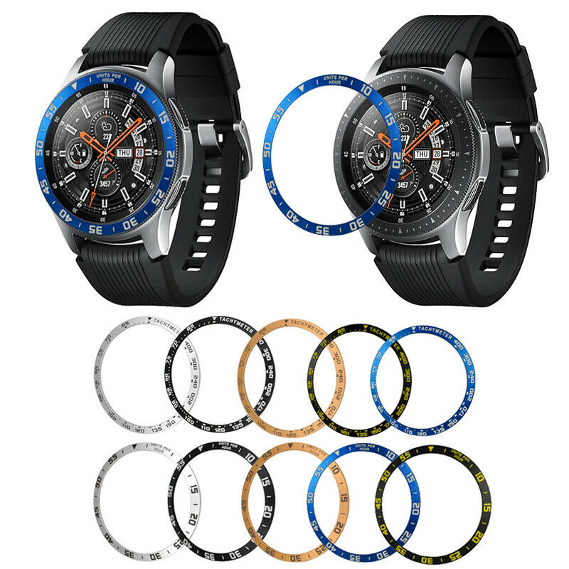 Bezel Styling Frame Ring Case Metal Cover For Samsung Galaxy Watch 42/46mm