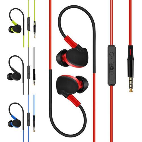 Waterproof In Ear Earbuds Earphones HIFI Sport Headphones Ba