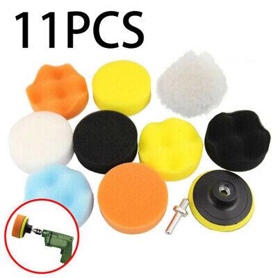 Herramientas Eléctricas Pulido Almohadillas Accesorios Adhesivo Coche Kit Waxing