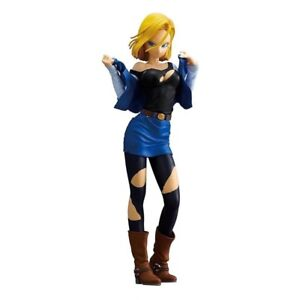 Dragon Ball Android 18 sexy PVC figure statue doll dolls model toys new