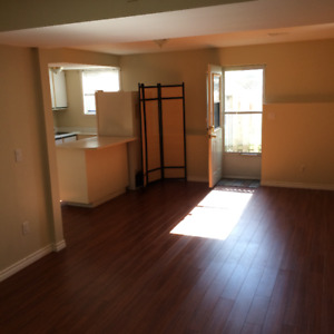 Bright, Beautiful 1 Bedroom Walkout Apt. Located in East City