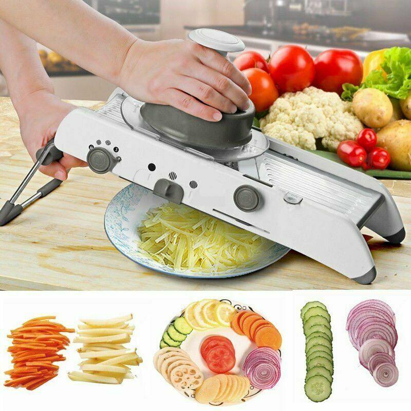 Mandoline Slicer Multi-function Vegetable Food Slicer Kitche