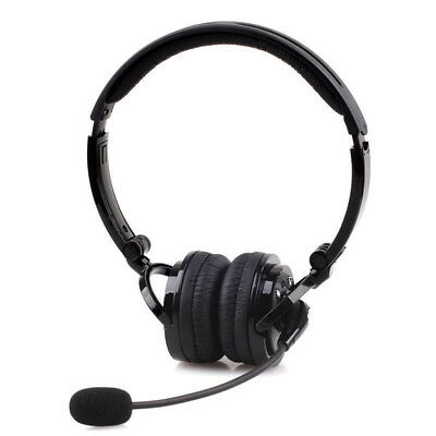For Trucker PS3 4.1 Bluetooth Headset Stereo Noise Cancelling Boom Mic Headphone