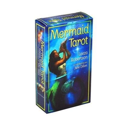 78pcs Tarot Cards Full English Oracle Deck Divination Family Party Board Game