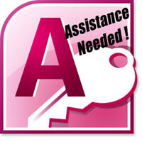 Experienced MS Access developer/instructor - Wasaga-Collingwood