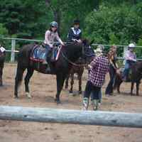 Day/Night Horseback Riding Camp Ages 7-16