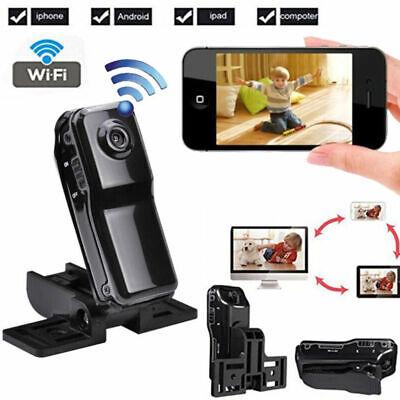 Cámara de vigilancia IP inalámbrica Mini Wifi Cam para iPhone / Android
